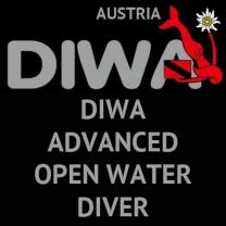 DIWA ADVANCED OPEN WATER DIVER