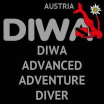 DIWA ADVANCED ADVENTURE DIVER