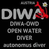 DIWA OPEN WATER DIVER