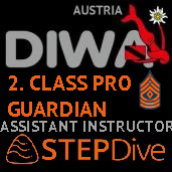 DIWA/STEPDIVE ASSISTANT INSTRUCTOR