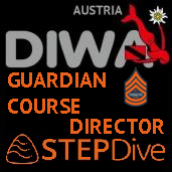 DIWA/STEPDIVE COURSE DIRECTOR