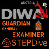 DIWA/STEPDIVE GENERAL EXAMINER